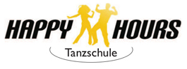 Logo: HAPPY HOURS Tanzschule