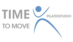 Logo: time to move