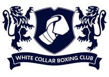 Logo: WHITE COLLAR BOXING CLUB