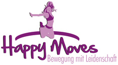 Logo: Happy Moves